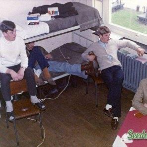 Jan Heij, Ed Klaver en Bert