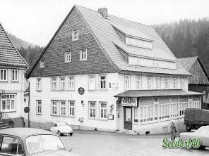 Hotel Rathaus in Lautenthal