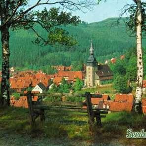 Harz zonder sneeuw