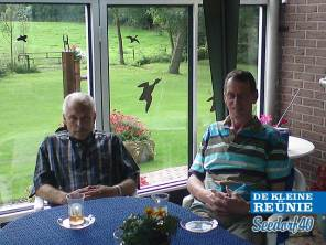 Jan Loman en Bertus ten Tije