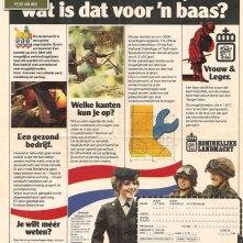 Wervingsadvertentie KL, midden jaren '70