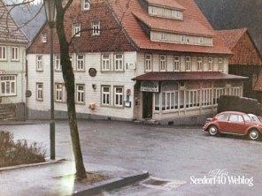 De Harz vakantie.