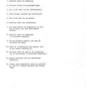 Vragenlijst #5