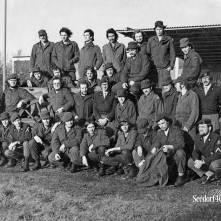Zware Wiel peloton 41 Hrst-Cie 1976