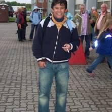 Seedorf reünie 2006: Glenn is na al die jaren weinig veranderd