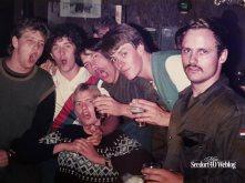 Juli 1984: de Compagniesbar