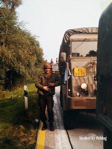 September 1984: Oefening Spearpoint