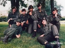 Oktober 1984: Oefening AV