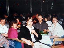 9 maart 1985: ouderweekend