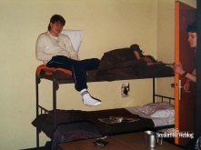 12 maart 1985: Martin valt in slaap
