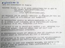 18 t/m 29 maart 1985: Oefening Klaver-Jas