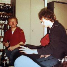 25 maart 1985: Verbindingsborrel