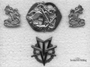 Emblemen cavalerie