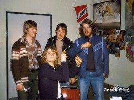 Kamer 5 (Frans, Aad, Fred, Henk)