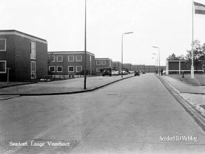 Lange Voorhout Seedorf, die aansloot op de Zuiderpoort