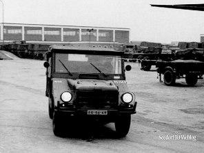 Seedorf, mei 1971