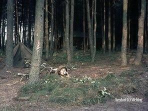 Seedorf. bivak 21 t/m 23 september 1971