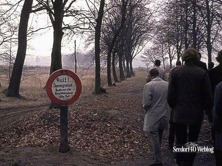 Oostgrens, 8 november 1971 (IJzeren Gordijn)