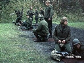 Schietbaan Seedorf, november 1971