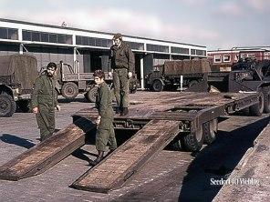Seedorf, november/december 1971