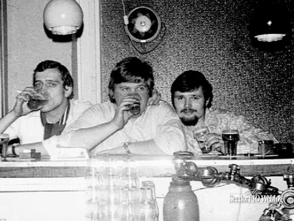 Seedorf, december 1971