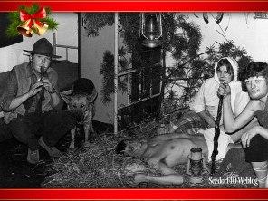 Seedorf, kerst 1971
