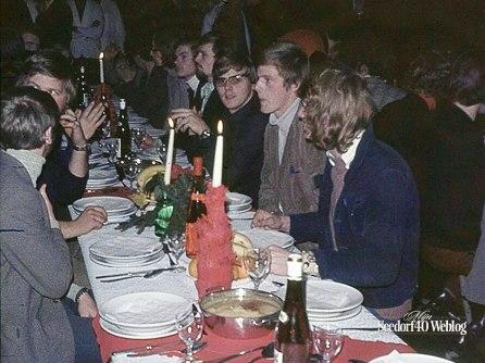 Seedorf, Eerste Kerstdag 1971