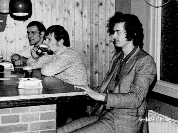 Seedorf, februari 1972