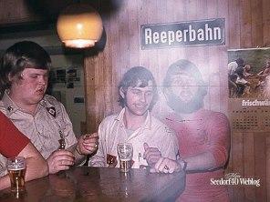 Seedorf, 10 maart 1972 Ouwe Stompenfeest: de laatste dag...