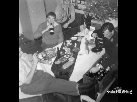 Kerstavond 67 Willem, bolle Janssen, Westerlaak, Martin