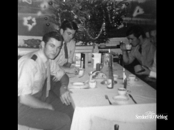 Kerst 67: Westerlaak, bolle Janssen, Hannau, Martin Elsman
